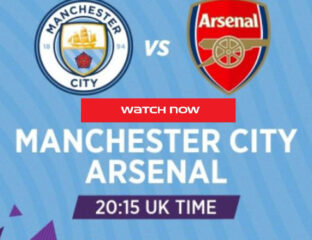Looking to stream the Arsenal vs Man City match? Look no further because we have the latest in how to live stream the match from anywhere.