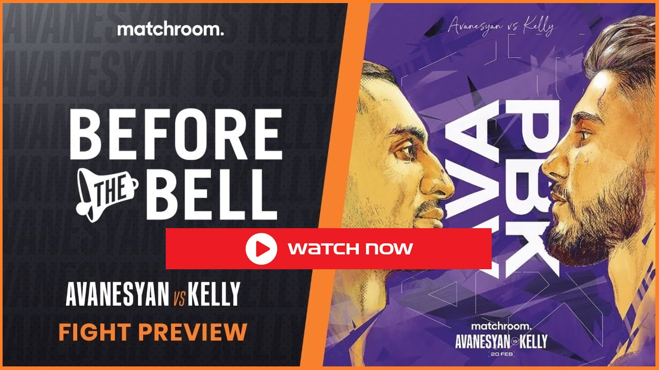 Don't miss the Avanesyan vs. Kelly matchup tonight. Discover how you can live stream the fight for free right here, right now!