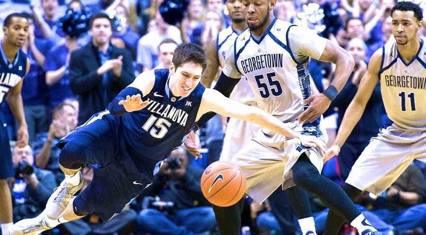 Who will win, Georgetown or Villanova? Don't miss the exciting college basketball matchup. Learn how to live stream the game here.