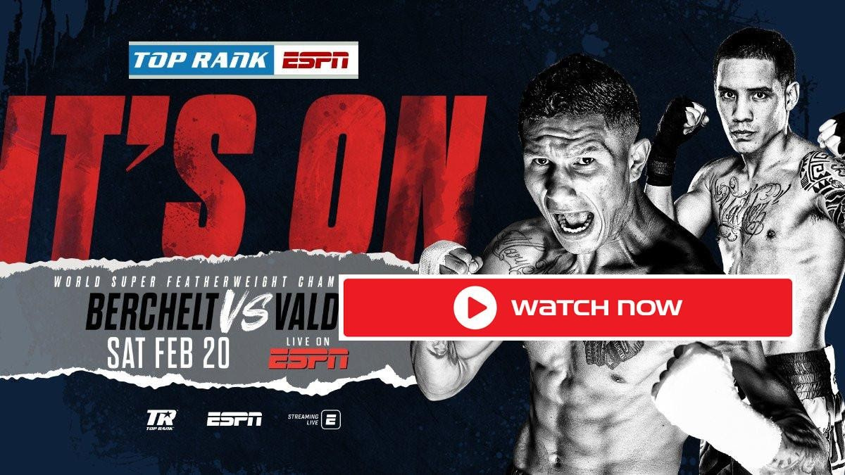 Looking for a place to stream Valdez vs. Berchelt? Look no further because we've just laid down a ton of streaming options for you to use right now!