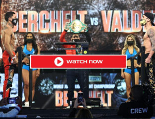 Don't miss the bloody matchup of the century: Valdez vs. Berchelt. Find out all the ways you can catch the game live from wherever you are in the world!