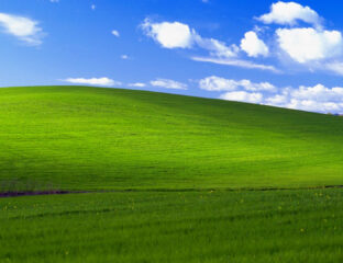 Remember that Windows XP background that was on everyone's computers? Here's the story of how one random photograph ended up on a billion computers.