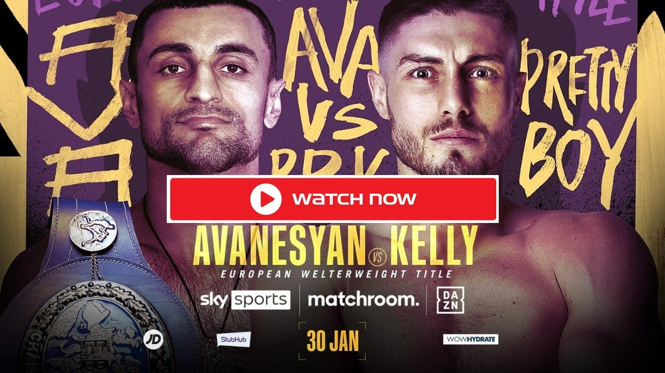 Looking for a way to stream Avanesyan vs Kelly? Look no further because we have the best tips to stream the boxing match from anywhere in the world.