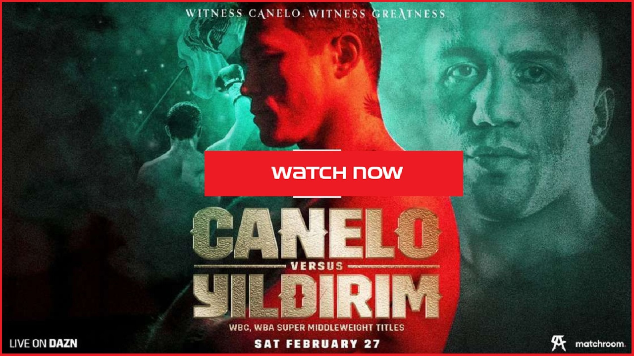 Looking for a place to watch the Canelo Alvarez vs. Avni Yildirim matchup? Live stream the match here with these tips and tricks!