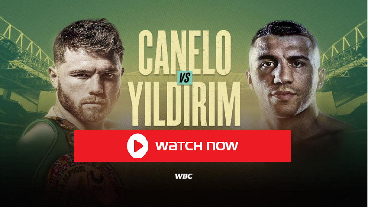 Looking for a place to live stream the Canelo vs Yildirim boxing match? Here's how you can live stream boxing tonight!