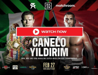 Need to stream Alvarez vs Yildirim tonight? Discover how to live stream this big boxing fight without any hassle right now!