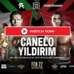 Looking for a place to catch the Alvarez vs. Yildrim boxing fight? Check out how to live stream the match right here, right now, for free!