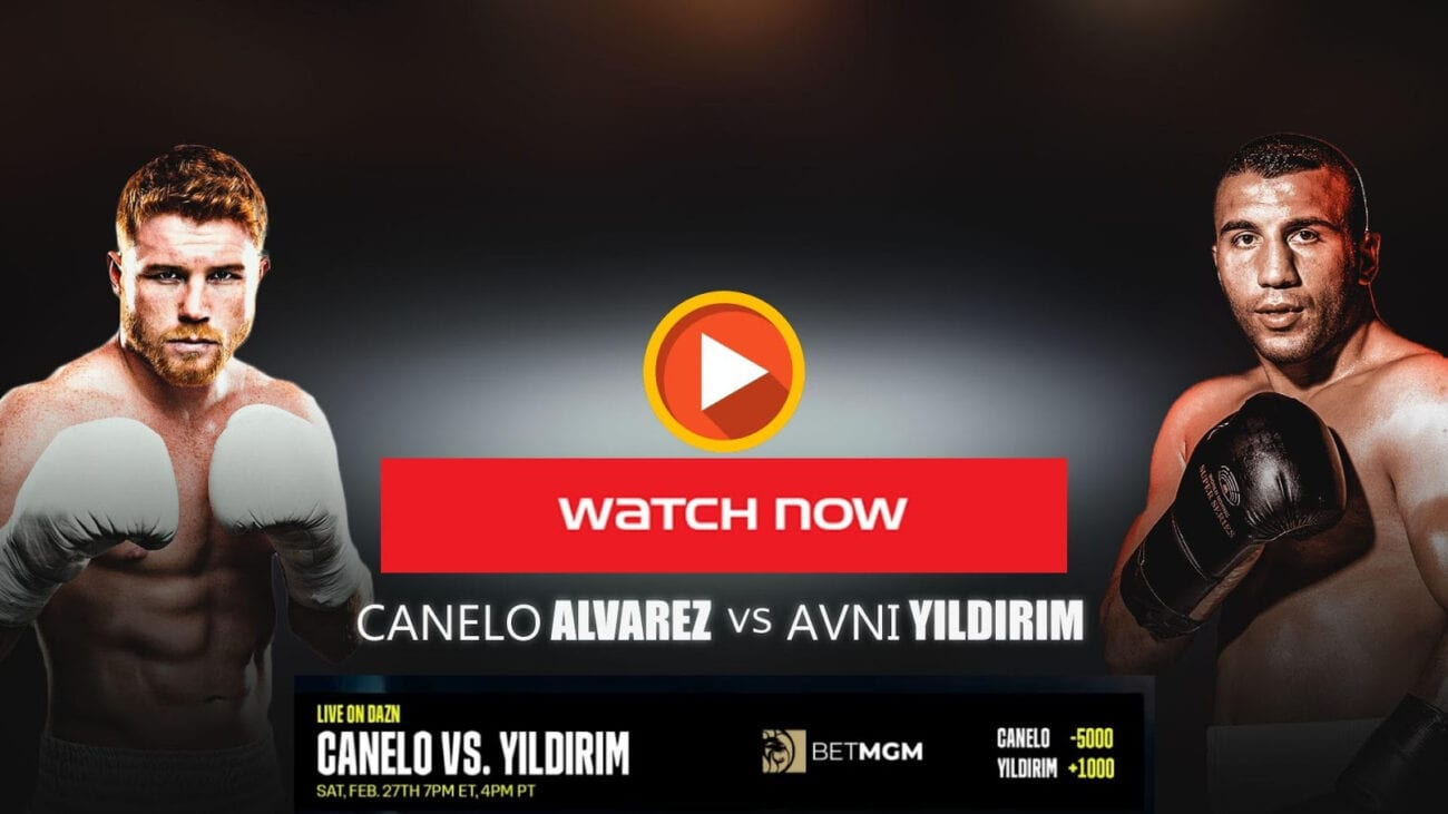 Do you need to live stream tonight's boxing match? Watch Canelo vs Yildirim live right here for free without any hassle!
