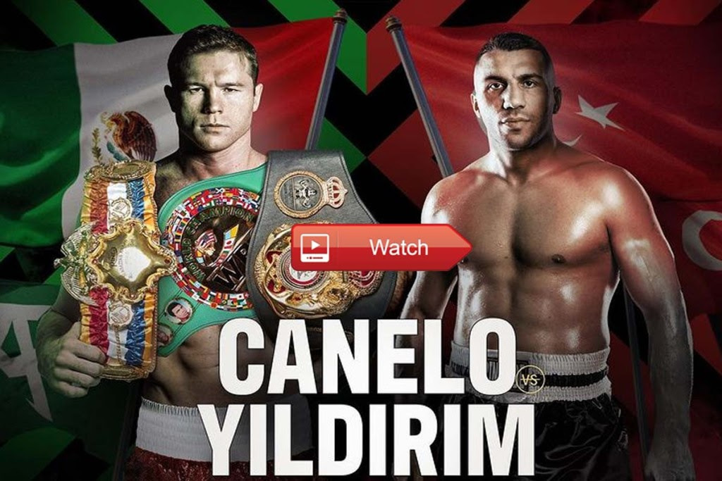 Are you ready for the Canelo Alvarez vs Avni Yildirim live stream Saturday night? It's going to be streamed online on Reddit the best way. right now, right here for free.