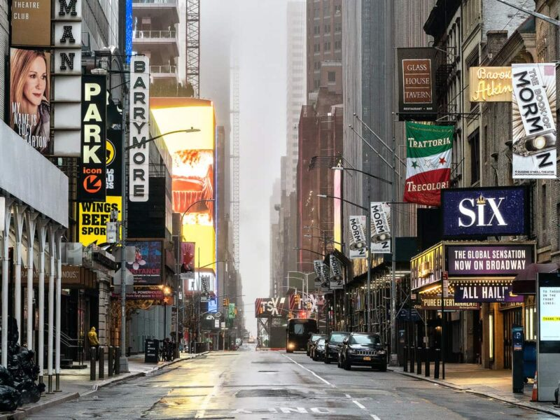 Broadway has been shut down for a year. How much longer can we go without musicals? Grab a program and learn about the upcoming NY PopsUp initiative!