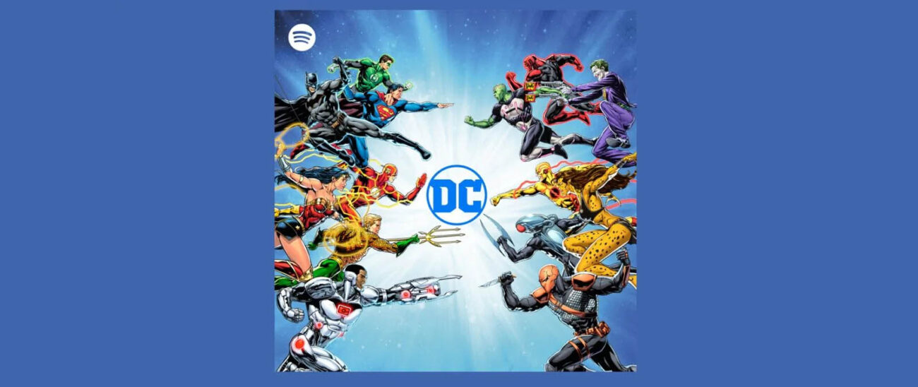 Prepare for superhero overload! DC and Spotify have teamed up to create a long-term partnership starting with nine podcasts.
