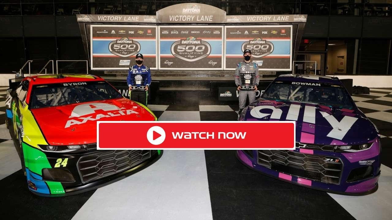 Don't miss the Daytona 500 this year! Live stream the race with our helpful tips and tricks right here!