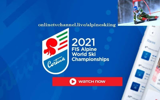Do you need a place to live stream the 2021 FIS Alpine Skiing Championships? Catch all the action at Cortina with these tips!