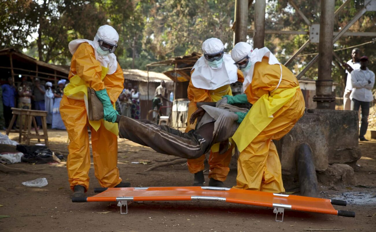 Burned out on COVID news? How about some Ebola news for a change? Wash your hands and delve into the latest virus outbreak in Africa!
