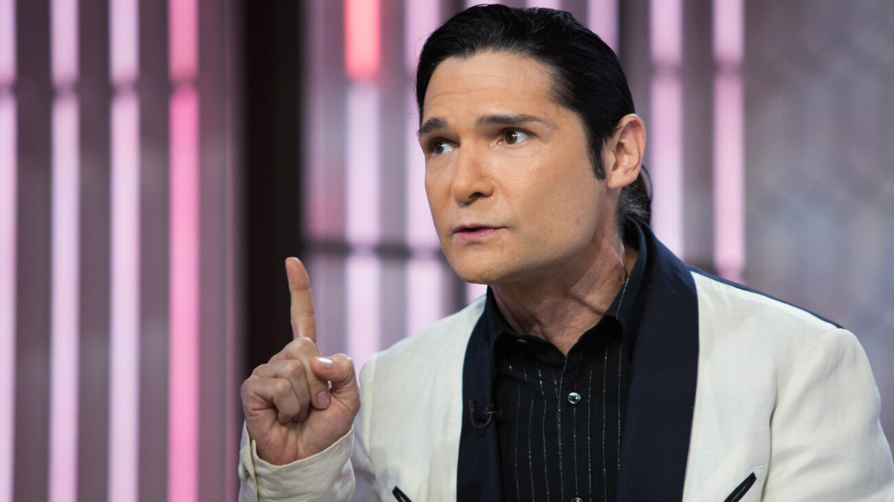Did Corey Feldman ever corroborate Elijah Wood's statements on Hollywood? Look back on the documentary 'An Open Secret' and find out.