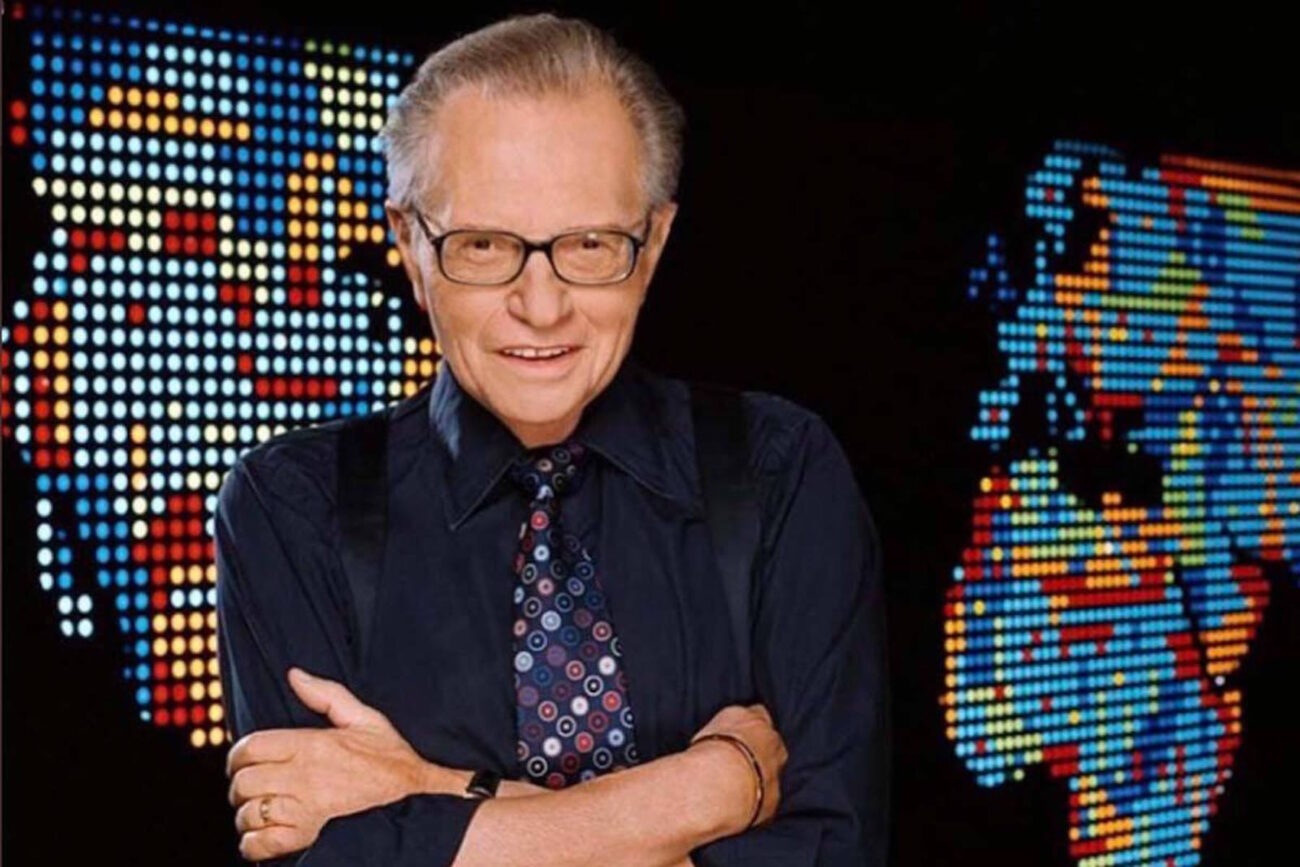 Iconic broadcaster, radio & television host, and interviewer Larry King passed away last month. Celebrate 'Larry King Live' with these interviews.