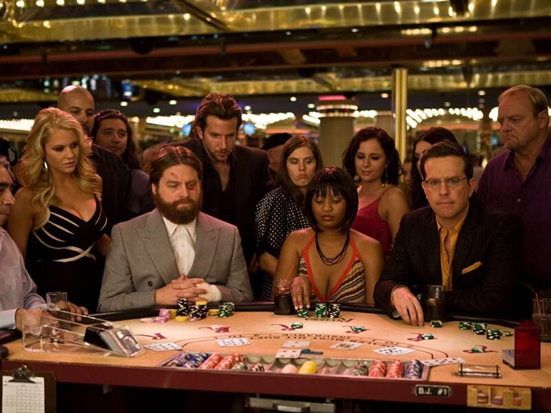 'The Hangover' has a classic card counting scene. But is it accurate? Find out whether counting cards actually works.