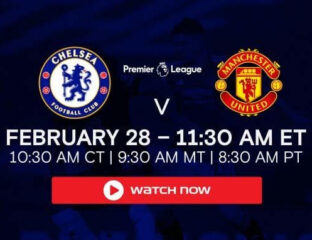 Looking for a place to live stream Manchester vs. Chelsea? Look no further because we have you covered with all of your streaming options!