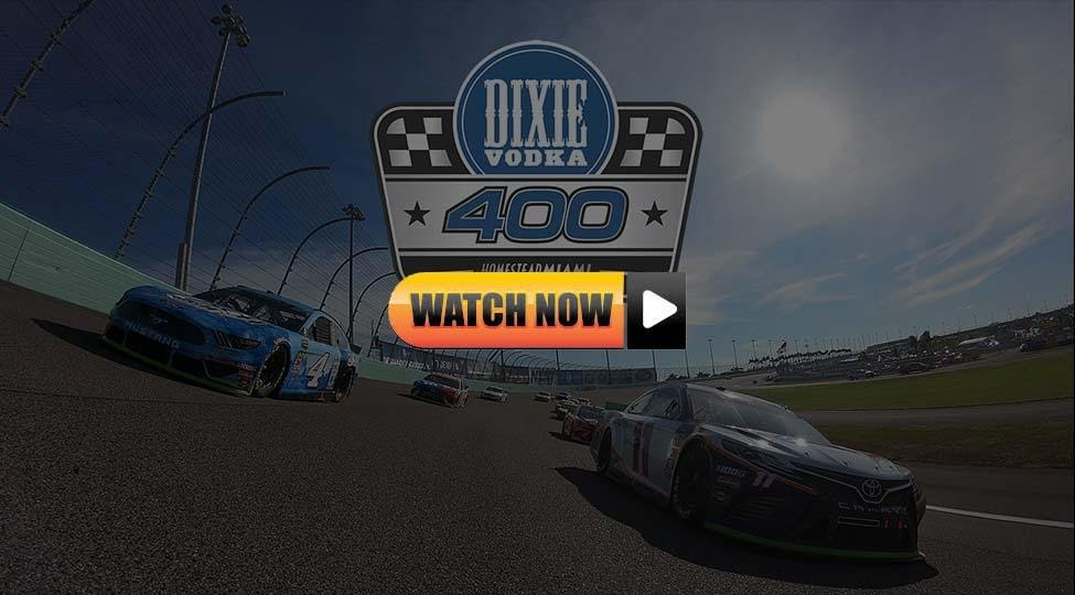 Need to watch NASCAR DFS 2021 Dixie Vodka 400 but don't have cable? Find an easier way to watch the race right here, right now.