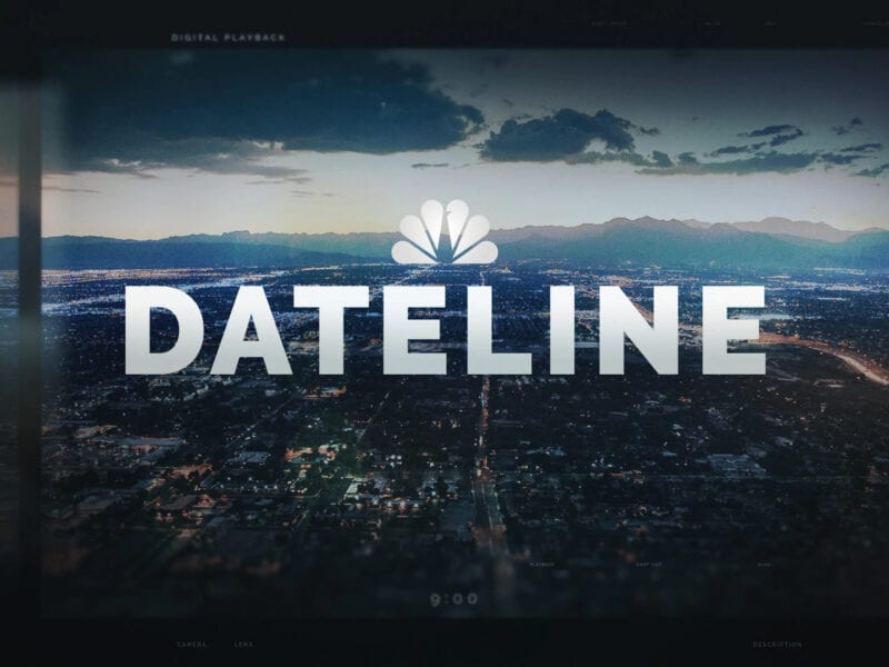 The most classic show about the murdered and the missing is streaming on NBC. Watch these iconic 'Dateline' episodes now.