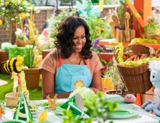 Are you ready to see Michelle Obama as the owner of a whimsical supermarket? Drop your bad eating habits and learn all about her new Netflix show!