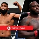 Curtis Blaydes is set to face Lewis during UFC Fight Night 185. Discover how to live stream the match on Reddit.