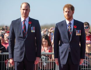 Is Megxit really over? Cause it looks like Prince Harry and Prince William's feud was one never-ending story. Check out the royal family news.