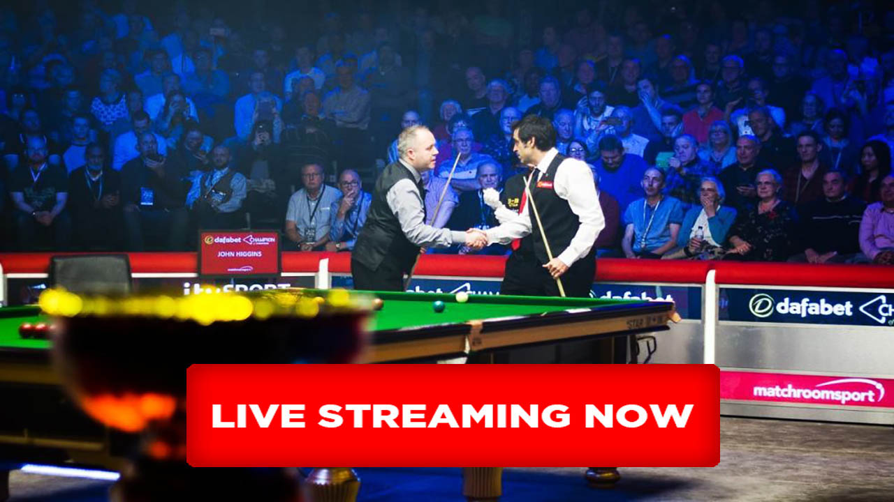 Want to watch the Snooker 2021 Players Championship but don't have cable? Here's where you can watch a live stream, completely free.