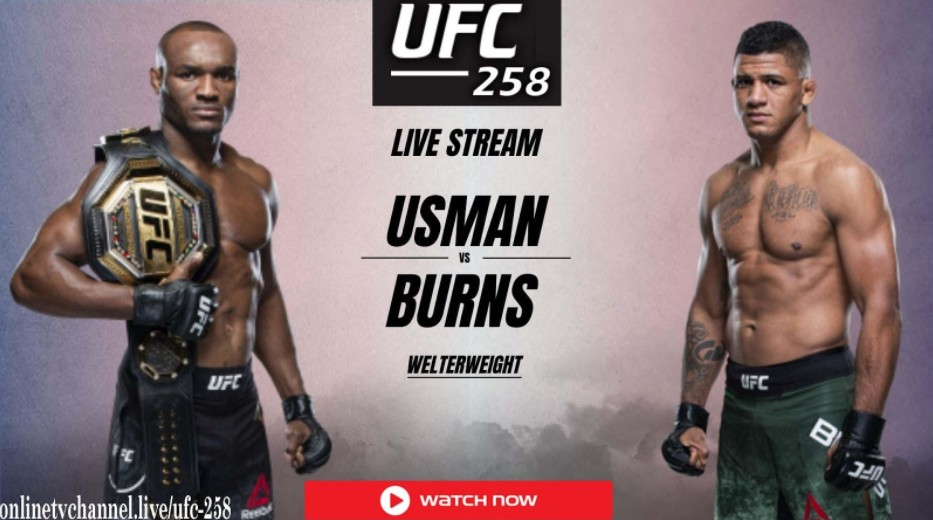 UFC 258 is here to thrill fans. Find out how to live stream the UFC match online for free.