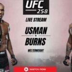 UFC 258 is finally here. Find out how to live stream the hyped UFC match for free online.