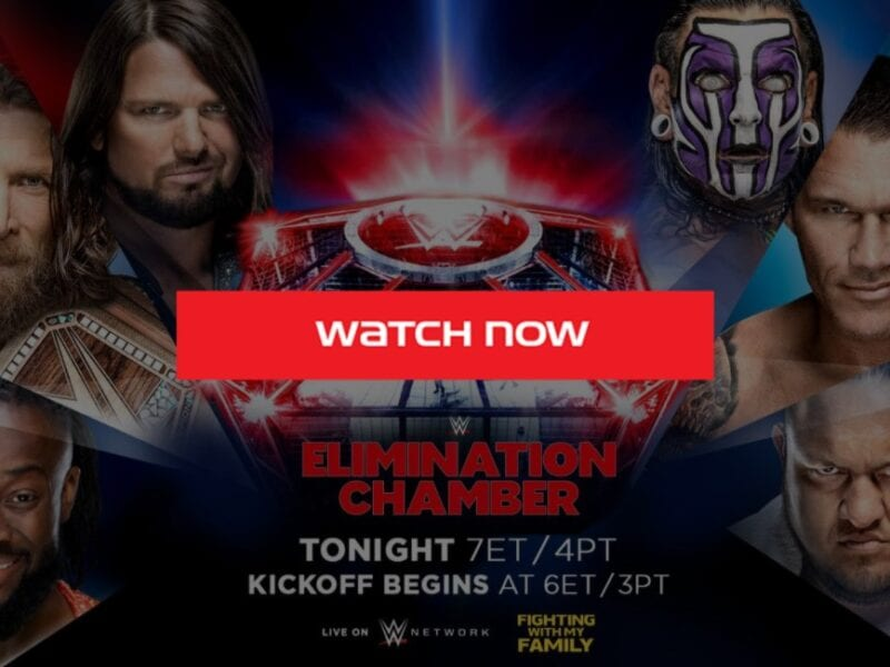 WWE Elimination is here. Find out how to live stream the WWE event on Reddit for free.