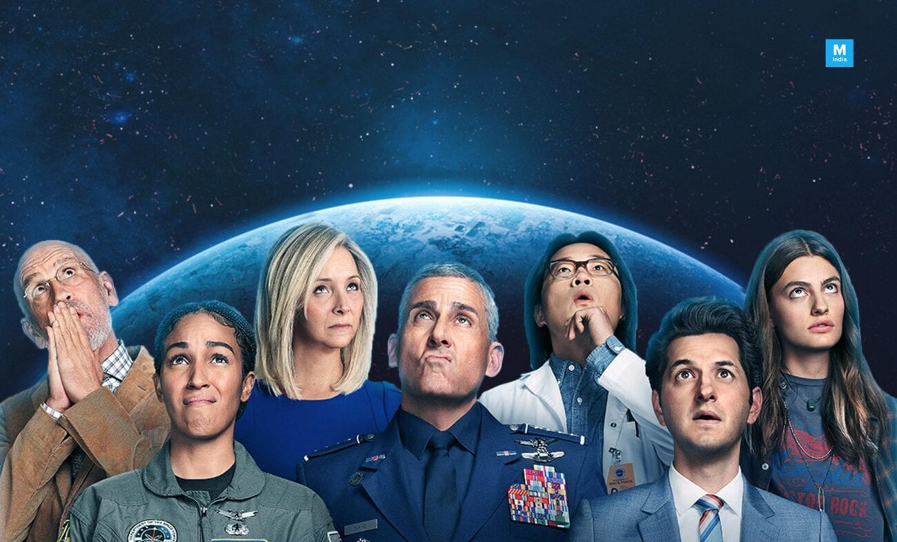 With only one season of 'Space Force' on Netflix it can leave you wanting more. Watch these other shows instead while you wait!