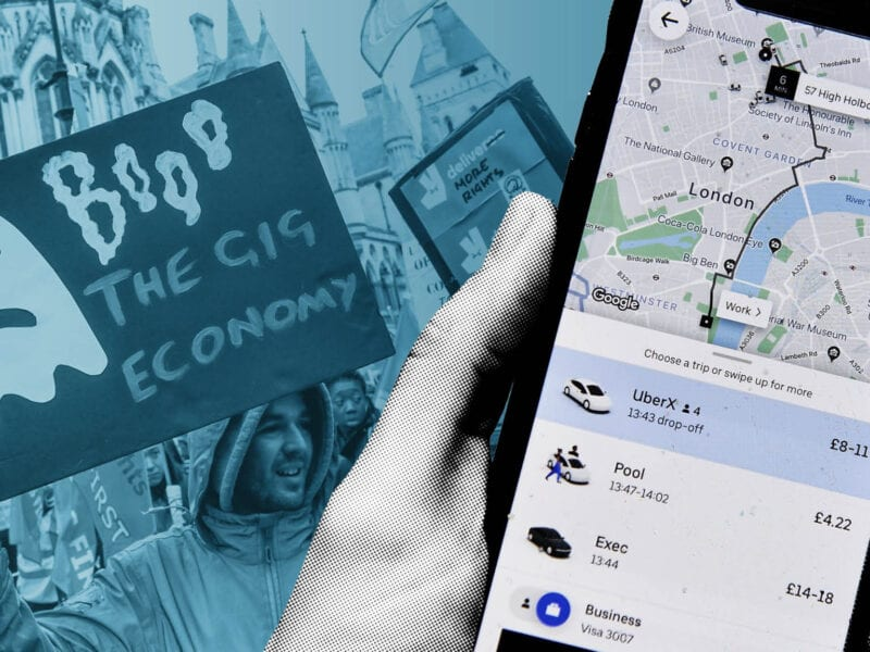 Are Uber's prices going up in the UK? Learn about a recent case that might cause Brits' Uber fares to be more expensive.