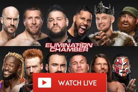 Don't miss the WWE Elimination Chamber matchup of 2021! See all the action live from anywhere in the world with these tips!