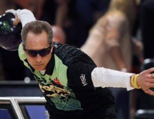 Who do you think you are? Pete Weber has the answer and it's not what you think! Have a laugh as we remember his viral bowling victory cry!