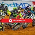 There are many options to watch AMA Supercross on NBC without cable. Here are all the live stream options available now.