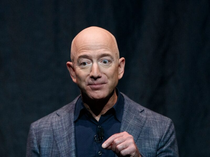 Jeff Bezos is officially stepping down from Amazon! Twitter is exploding with excitement for the possible CEO position. Check out our favorite Amazon memes.