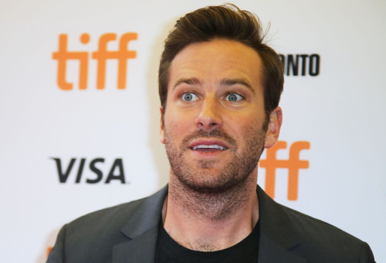 Unable to avoid his fair share of headlines these days is actor and vampire Armie Hammer. What's his net worth?