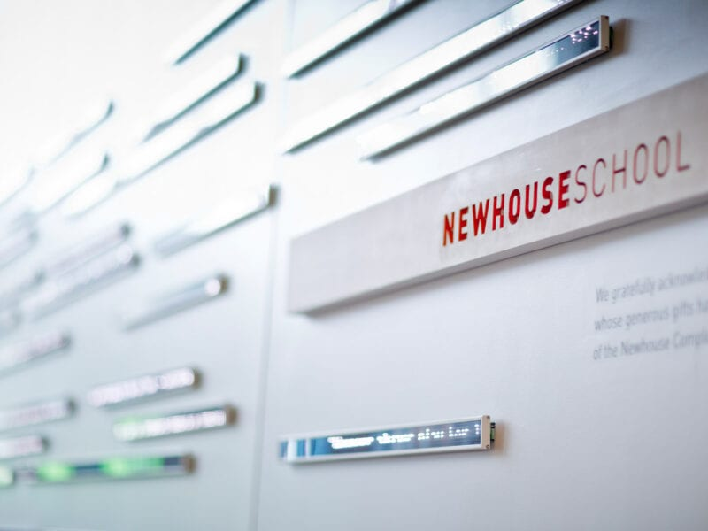 Looking to get into the collegiate teaching game? Here's an Assistant Professor job available through Syracuse University's S.I. Newhouse School.