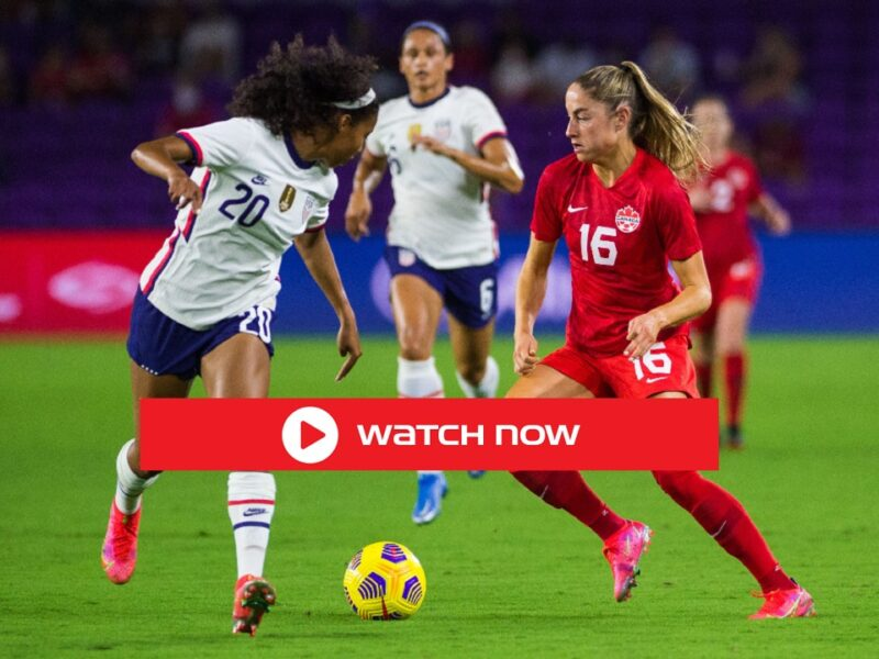 Canada is set to take on Brazil in the SheBelieves Cup. Find out how to live stream the sporting event online for free.