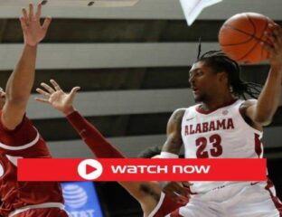 Alabama is gearing up to face Georgia on the basketball court. Find out how to live stream the game online for free.