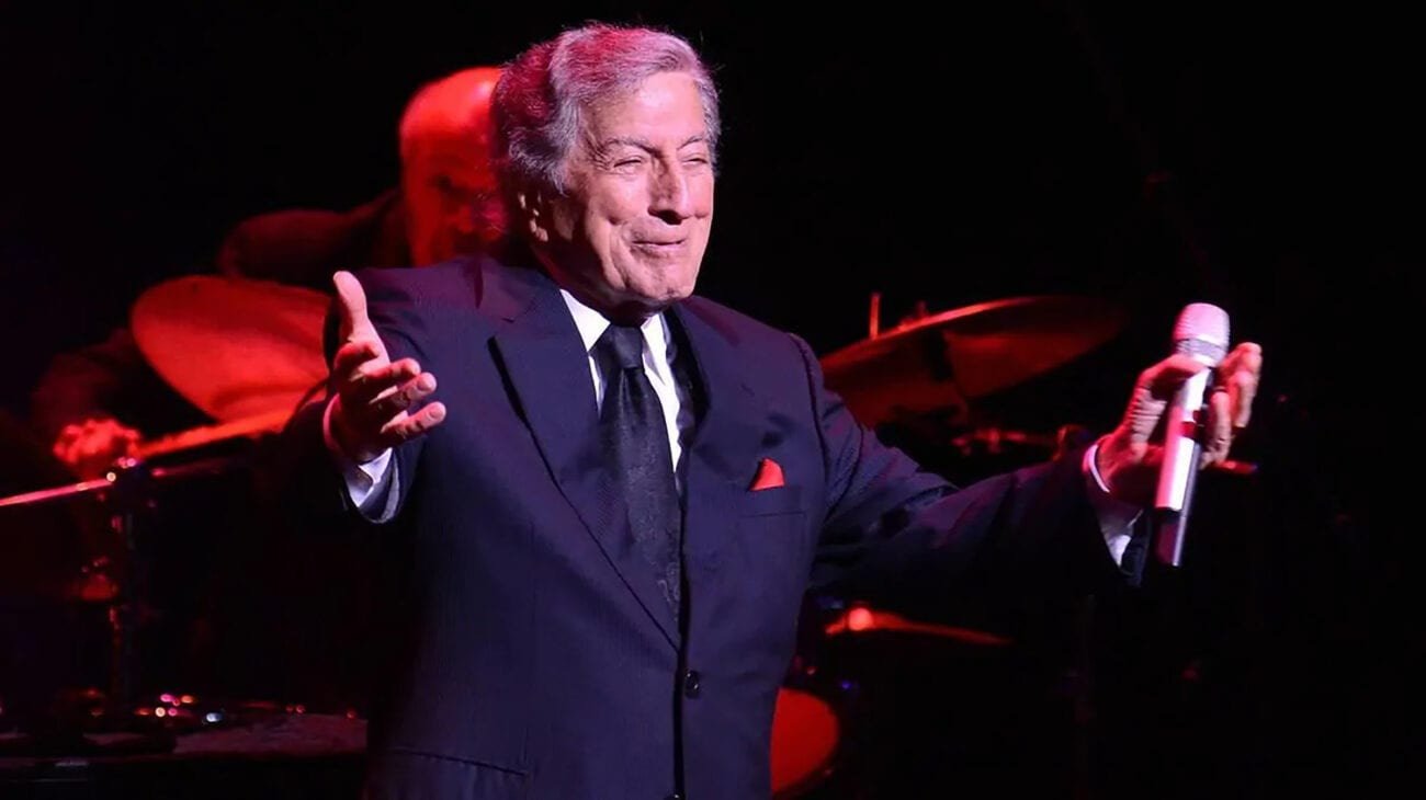 At 94, Tony Bennett doesn't let age stop him from finishing his upcoming album with Lady Gaga. What about his health?
