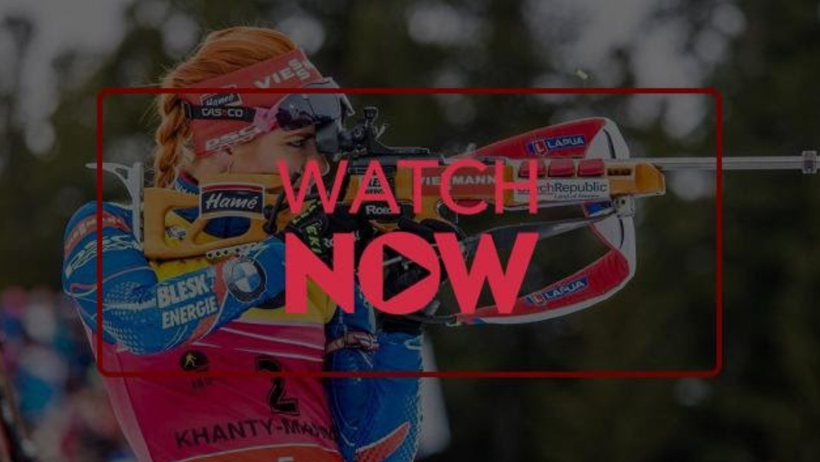 The IBU Biathlon is here. Find out how to live stream the World Championships 2021 online for free.