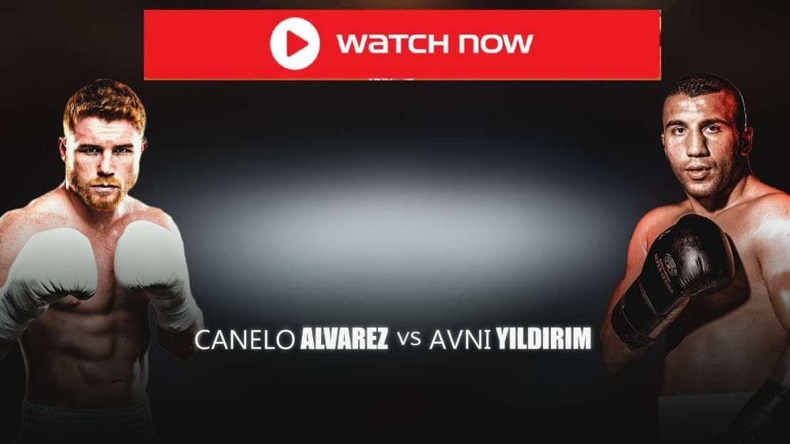 Canelo Alvarez vs Avni Yildirim Live stream Free: Canelo Alvarez returns to action this weekend against Turkey's Avni Yildirim as he defends his WBA and WBC super-middleweight championships at Hard Rock Stadium in Miami Gardens, Florida. Here is everything you need to know about Canelo vs Yildirim Live Online Coverage.