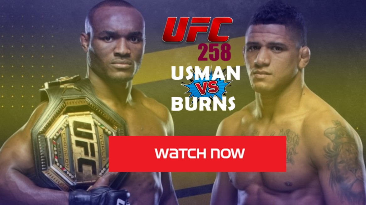 It's time for UFC 258. Find out how to live stream the UFC sporting event for free on Reddit.