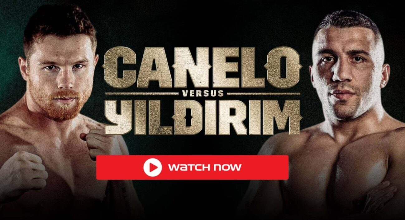 Canelo is gearing up to face Yildirim in the boxing ring. Learn how to live stream the event online for free.