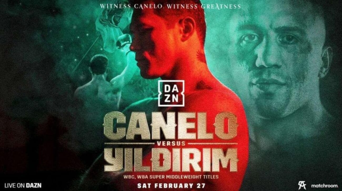 Canelo is ready to fight Yildirim. Find out how to live stream the boxing match on DAZN for free.