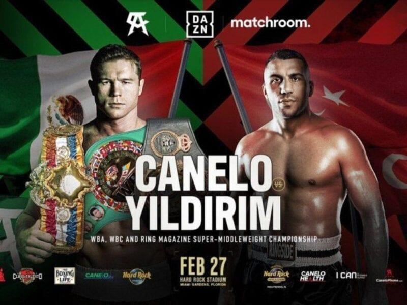 Canelo Alvarez is ready to face Avni Yildirim. Discover how to live stream the anticipated match on Reddit for free.