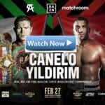 There are various ways to watch live streaming of Canelo vs Yildirim with or without cable. Find out how to watch the live stream on Reddit.