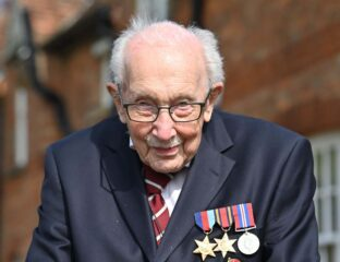 Captain Tom Moore raised $45 million for British hospitals through his charity walks. How are the UK honoring his legacy?